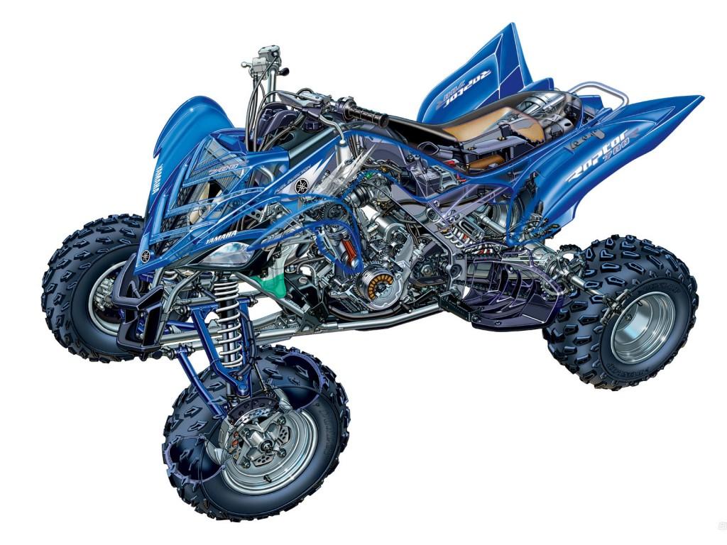 ATVs und Quads