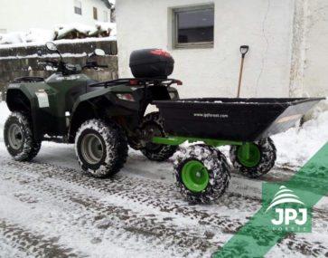ATV Kippanhänger