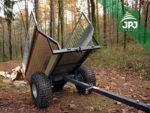 kippbarer ATV Anhänger Farmer