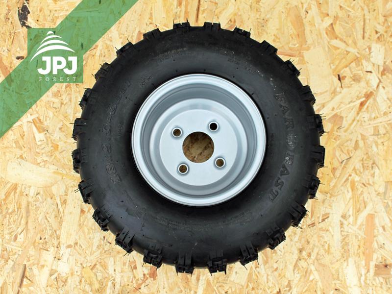 Reifen mit Felgen für ATV Anhänger